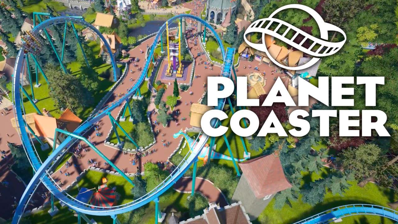 تحميل لعبة planet coaster برابط مباشر