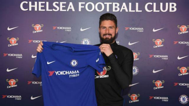"""""""Người dơi"""" Aubameyang đến Arsenal: Mặc áo huyền thoại, Chelsea có Giroud 3"""