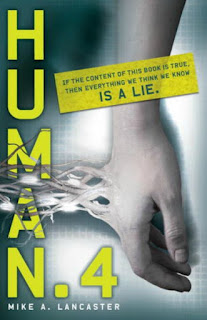 Human.4 by Mike A. Lancaster