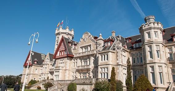 Un dia en santander visitando el palacio de la magdalena for Villas la magdalena 4