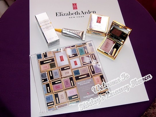 elizabeth arden beautiful colour eye shadow