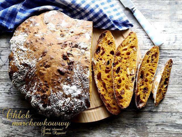 Chleb marchwiowy. Listopadowa piekarnia - Czytaj więcej »