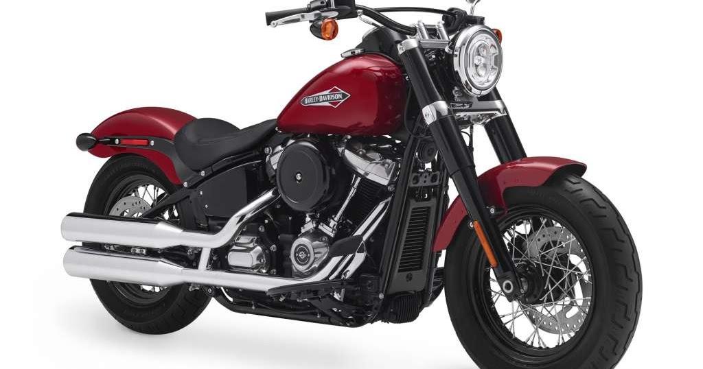 Harley-Davidson SOFTAIL Models 2018 Factory Parts Catalog