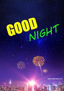 Good night sweet dreams image.