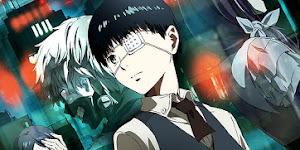 تقرير انمي Tokyo Ghoul (غول طوكيو)