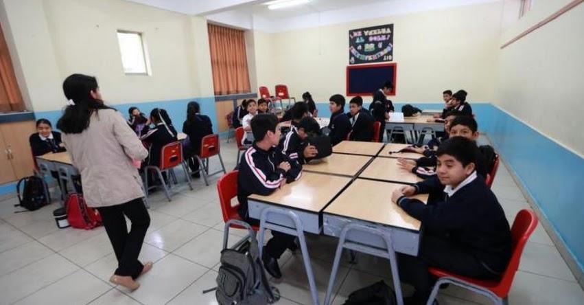 Un 99.8% de docentes asistió a las aulas en Lima Metropolitana, informó la DRELM - www.drelm.gob.pe