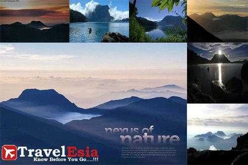 Danau Gunung Tujug