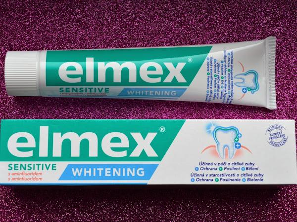 Elmex - pomocník na citlivé zuby