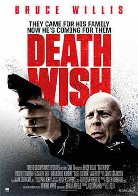 Death Wish 2018 Dual Audio HDCAM 300Mb