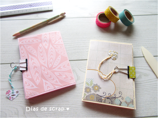 mini album tutorial paso a paso scrap para principiantes