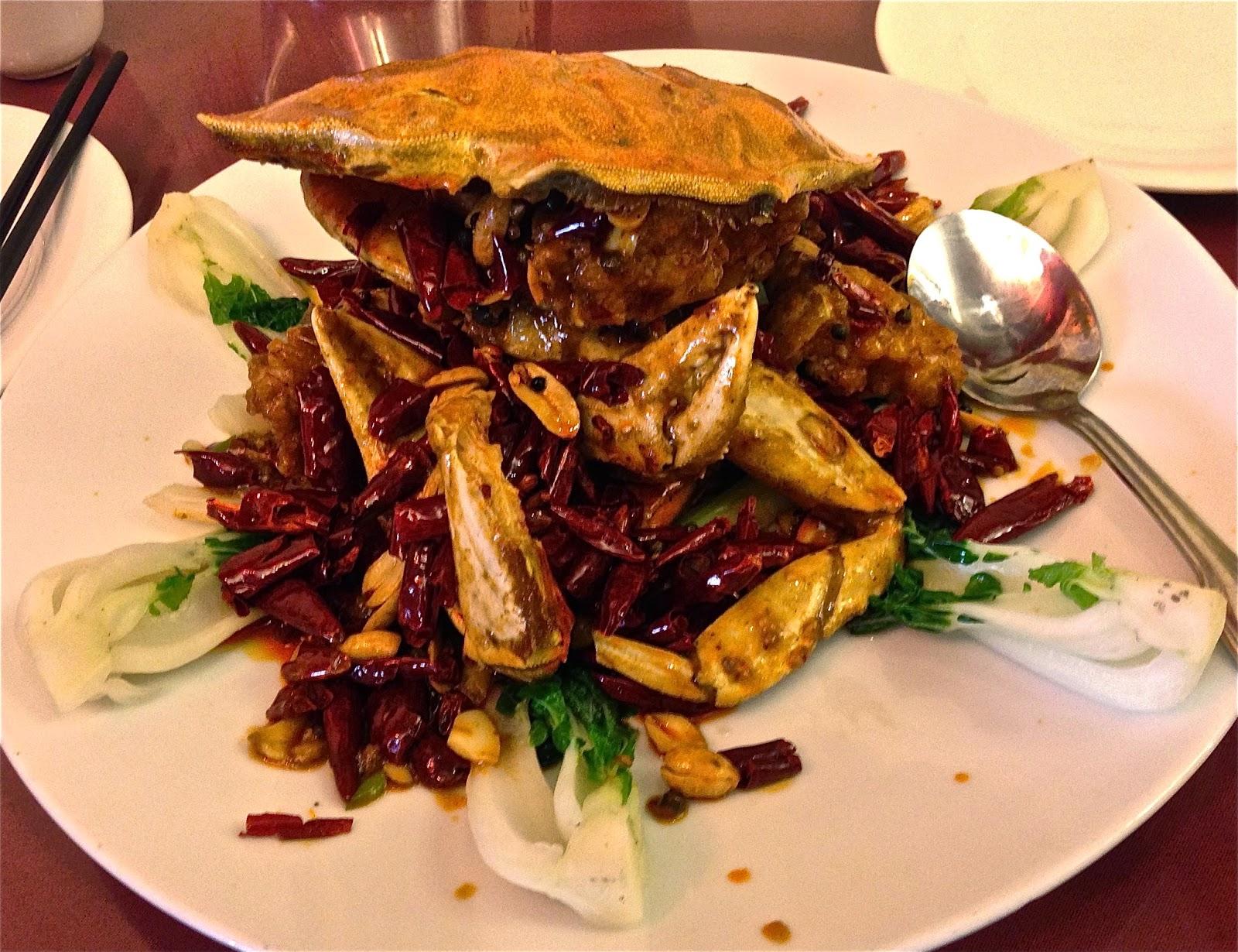 Crab Angle Chinese Food