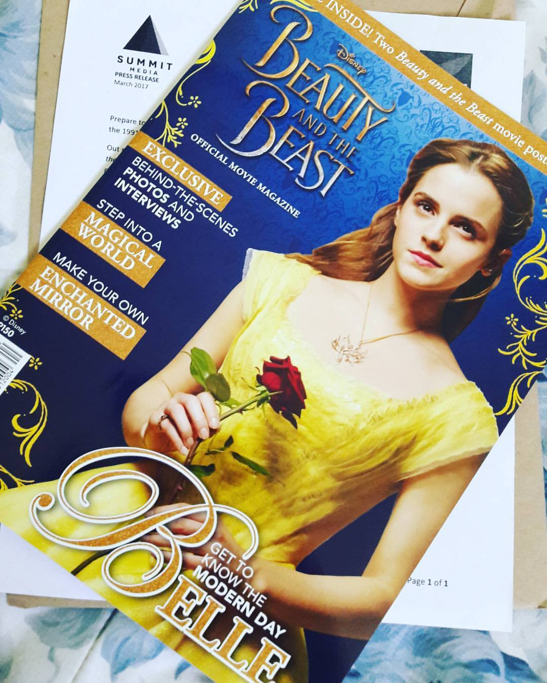 reflections of beauty and the beast Emma watson, actress:  2017 beauty and the beast belle 2015/i regression angela gray 2015 colonia lena 2015 the vicar of dibley (tv series) reverend iris.
