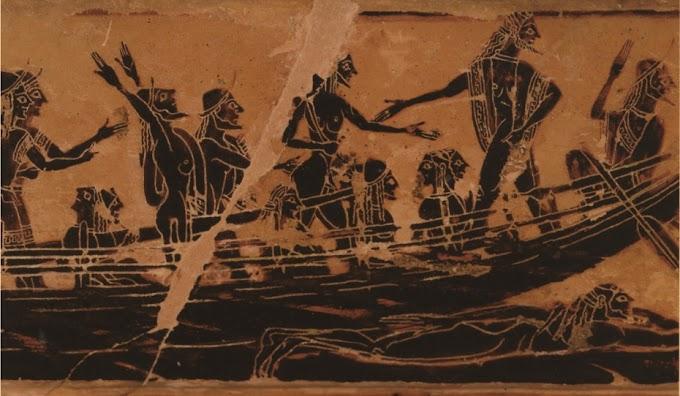 Υποθαλάσσιες δραστηριότητες στον αρχαίο Ελληνικό κόσμο