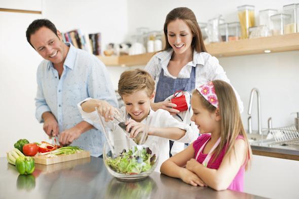 Creciendo juntos for Cocina navidad con ninos