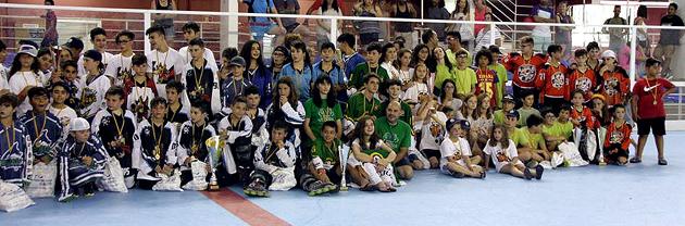 Hockey Tigres Aranjuez Oropesa del Mar