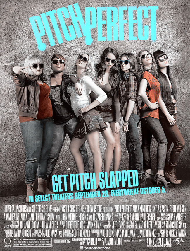 Sinopsis Film Pitch Perfect 2 (2015) Anna Kendrick, Rebel Wilson, Hailee Steinfeld