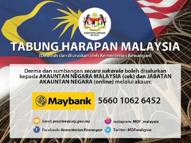 account tabung harapan malaysia
