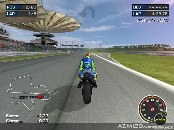MotoGP 3 URT Full Version