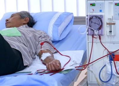 Asuhan Keperawatan Chronic Kidney Disease (CKD)
