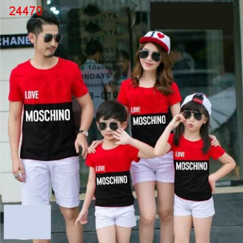 Jual Couple Keluarga FM2 Moschino - 24470