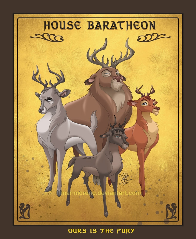 04-House-Baratheon-Mariana-Moreno-Game-of-Thrones-Houses-in-Cartoon-form-www-designstack-co