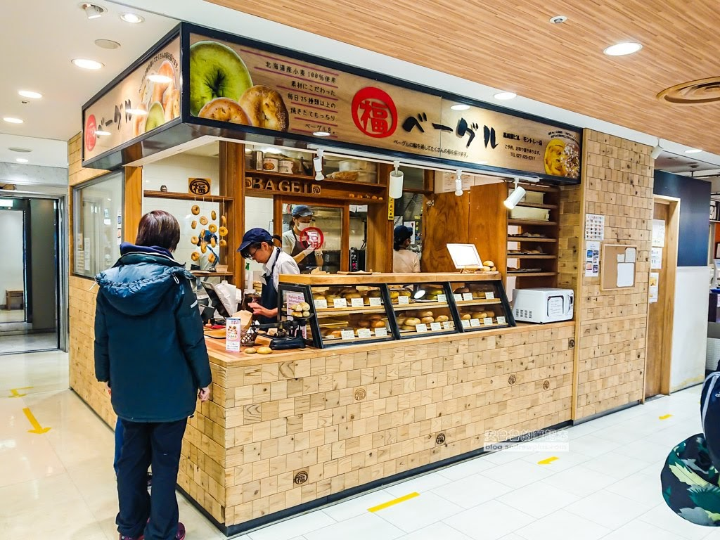 高崎推薦必吃,日本高崎好吃,高崎貝果店,福貝果