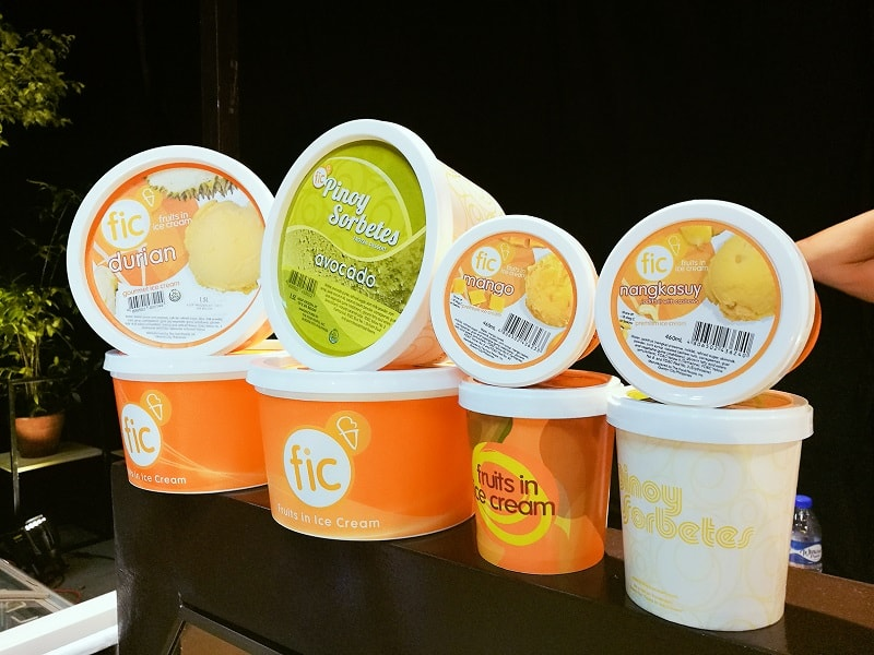 I love these locally made ice cream by FIC – better try their pistachio, avocado and durian flavours. They are superb!