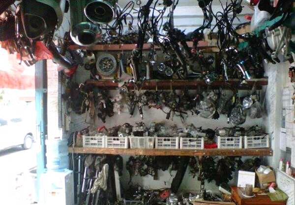 Toko Spare Part Yamaha Terlengkap