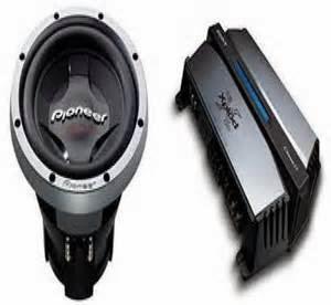 Tentukan Jenis sistem stereo mobil yang ingin di miliki