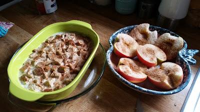 Small Batch Bread Pudding