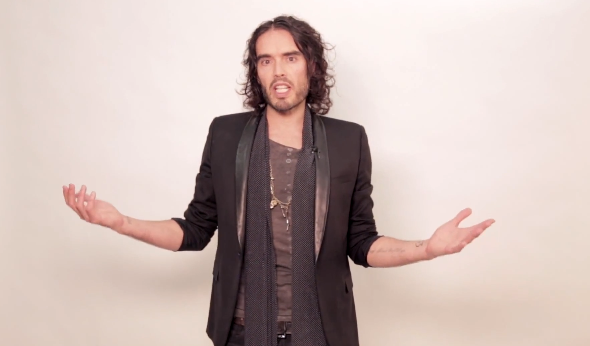 The Revolution Needs You: A Message from Russell Brand