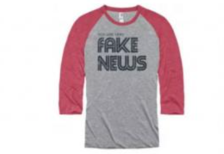 "Newseum apologizes for selling ""fake news"" t-shirt"