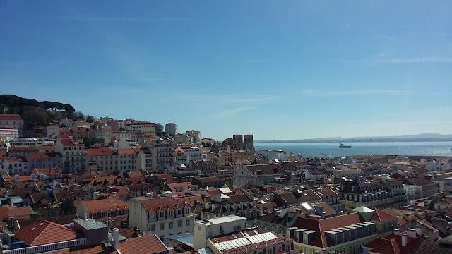 Lizbona. Dobre wspomnienia.