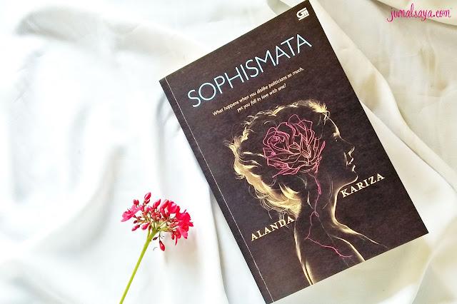 review buku sophismata karangan alanda kariza