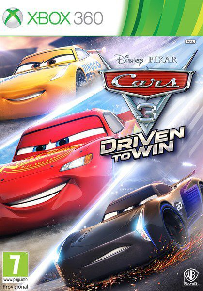 Cars 3: Driven to Win PT-BR (LT 2.0/3.0-JTAG/RGH) Xbox 360 Torrent