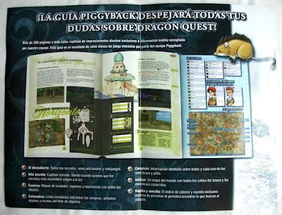 Dragon Quest VIII - El Periplo del Rey Maldito - Publicidad guía