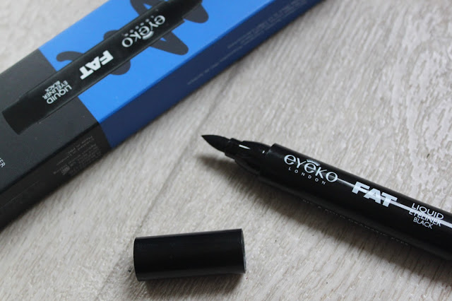 Eyeko Fat Liquid Eyeliner in Black Inside The Libbie Club Box