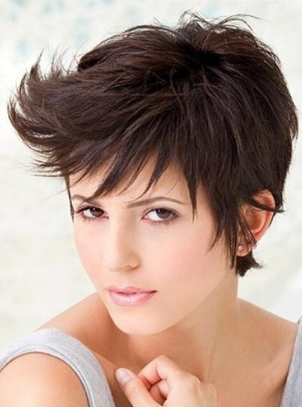 Tremendous Short Hairstyles Short Spiky Hairstyles For Women Short Hairstyles Gunalazisus