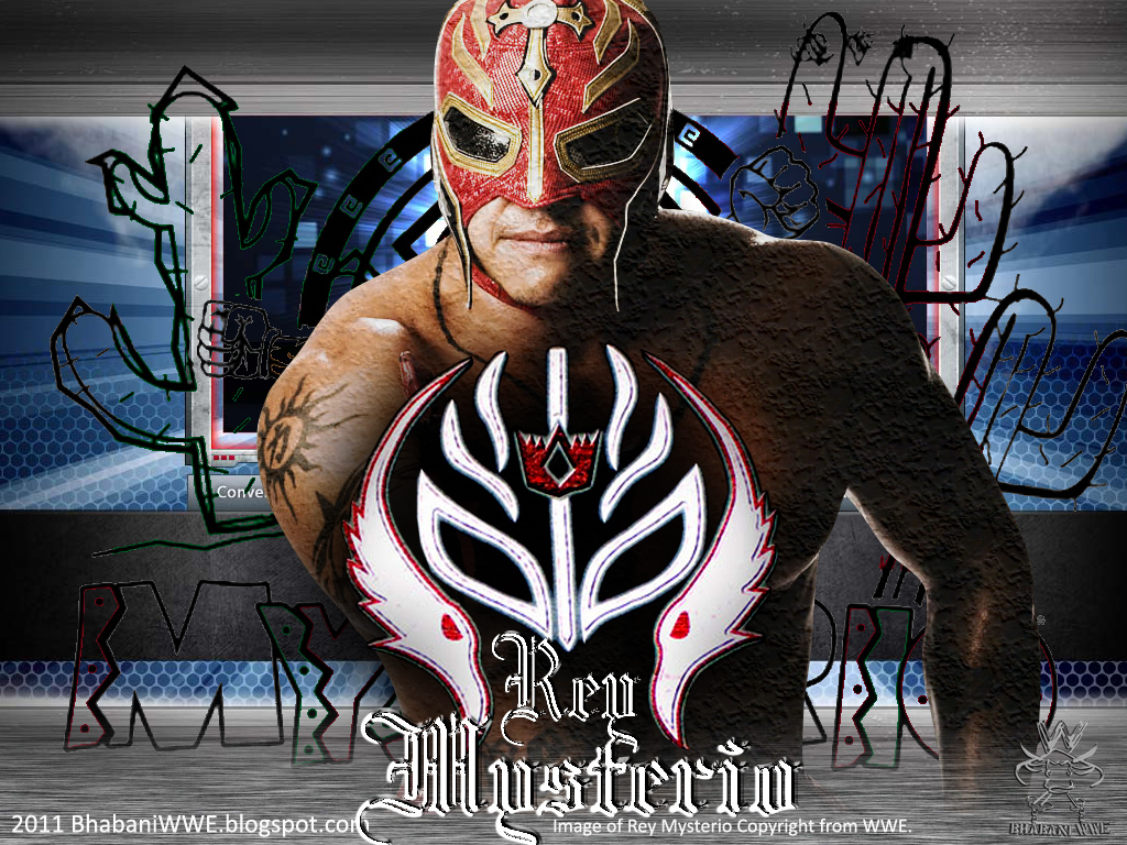 Wallpaper wallpapers rey mysterio wwe - Wwe 619 images ...