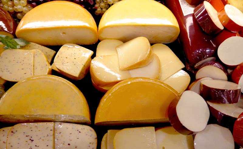 Dairy-Free Cheese Varieties