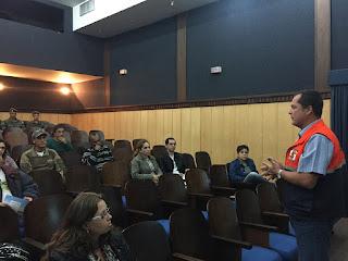 Governo Municipal dá as boas-vindas aos voluntários participantes do curso