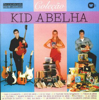 CD VIDA BAIXAR KID ABELHA PEGA