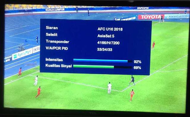 Biss Key AFC U-16 2018