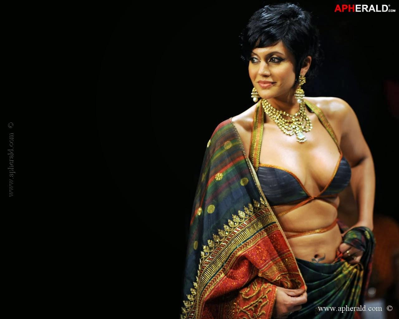 Top 15 Hot TV Actress Mandira Bedi HD Wallpaper IndiBabes