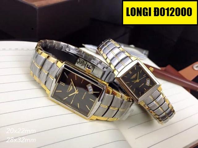 đồng hồ đeo tay longines đ012000