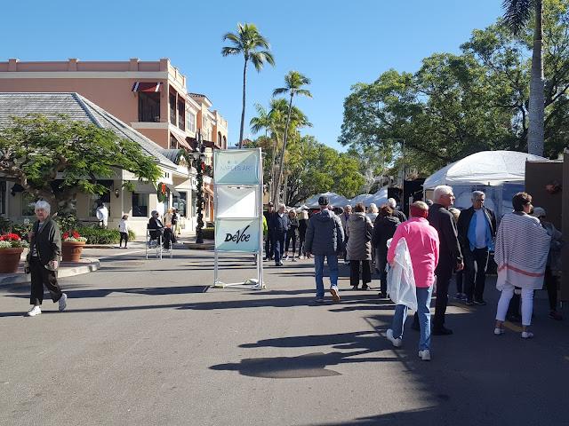 Feria de Arte, Quinta Avenida, Naples, Florida, Elisa N, Blog de Viajes, Lifestyle, Travel