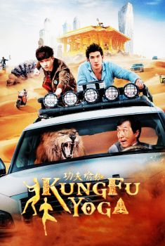 Kung Fu Yoga Torrent - BluRay 720p/1080p Dual Áudio