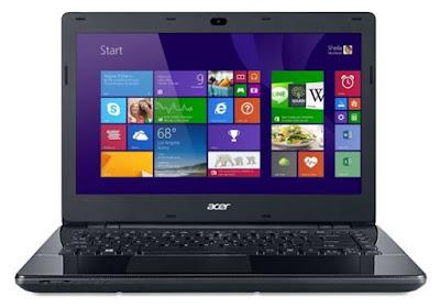 Harga dan Spesifikasi Laptop Acer E5 471G
