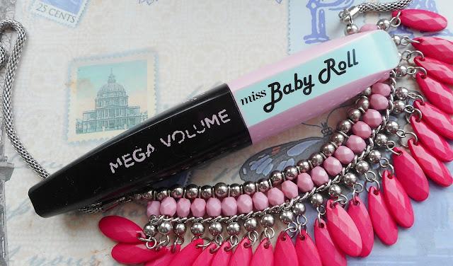 Maskara L'OREAL MEGA VOLUME miss Baby Roll