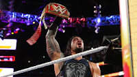 WWE - Roman Reigns, Ronda Rousey, Charlotte Flair y Seth Rollins protagonistas en Summerslam